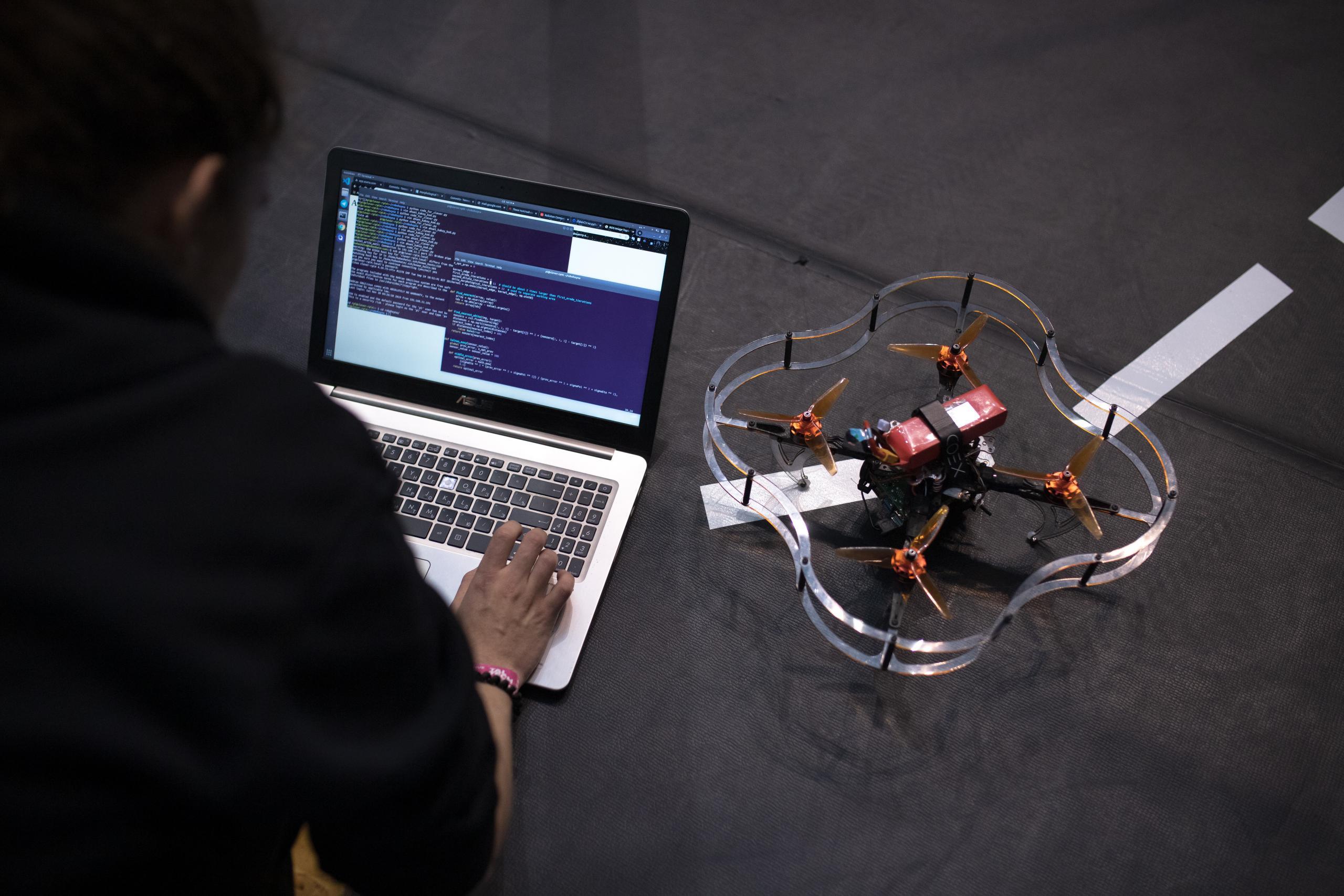 Cleveron Academy robotics