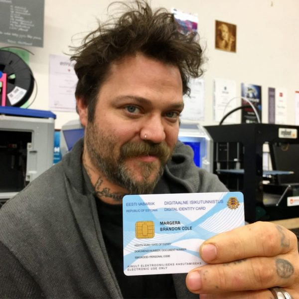 Bam Margera Uses E Residency In Estonia To Form New 3d Printing