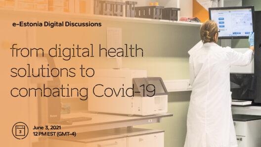 Visual Digital Discussion on e-Health