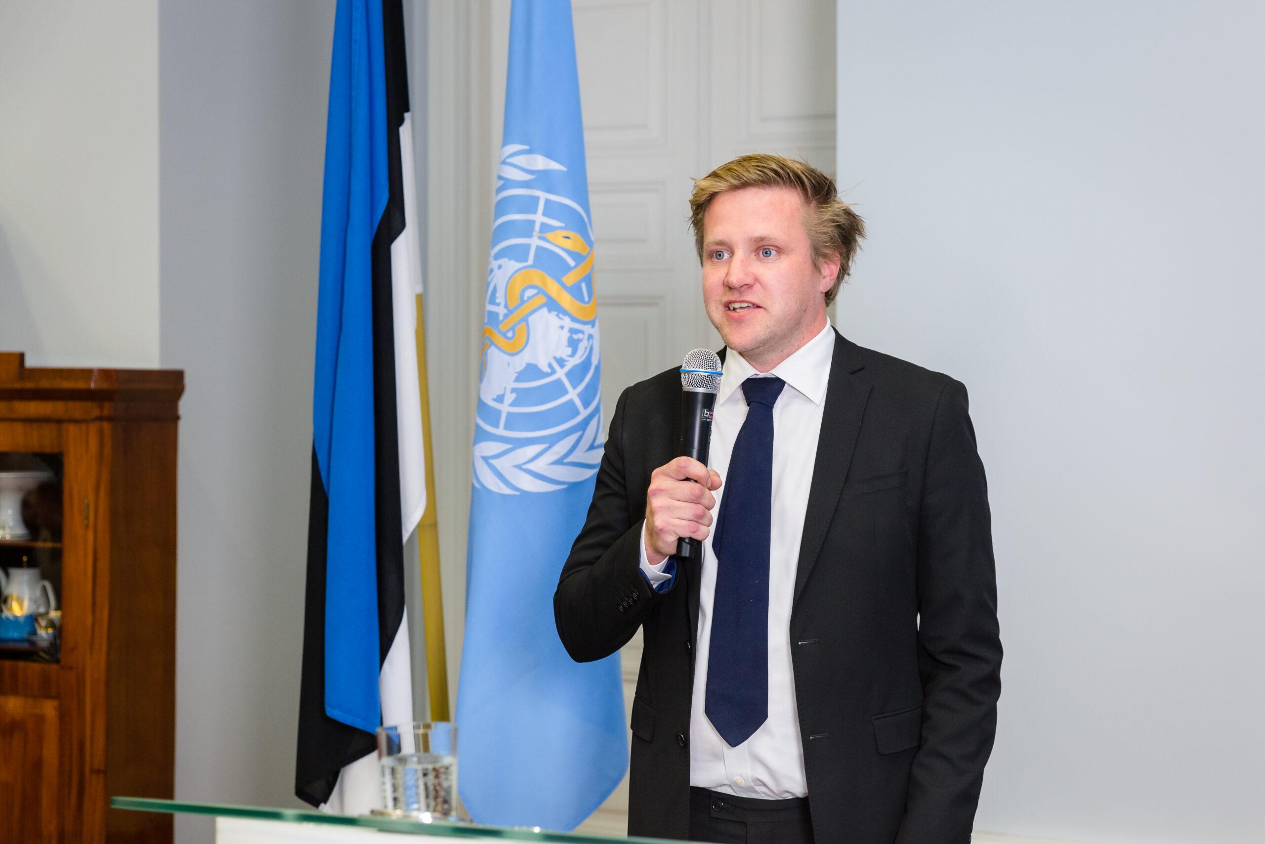 Marten Kaevats, State Chancellery