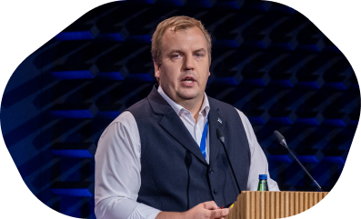 Siim Sikkut at Tallinn Digital Summit